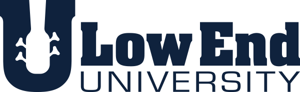 Low End University Logo